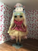 Custom Blythe Doll OOAK Customized; Unicorn Themed