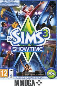Les Sims 3 Showtime pack d'extension Showtime Addon PC EA Origin Code - EU & FR
