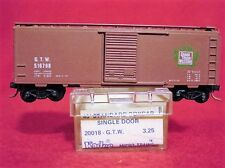 KD 20018 (BLUE LABEL) GTW 40' Box Car  #516798 MINT N SCALE