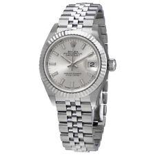 Rolex Lady-Datejust Silver Dial Automatic Ladies Jubilee Watch 279174SSJ