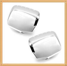Chrome Car Door Side Mirror Covers For 2006-2014 Honda Ridgeline