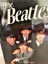 Hardcover edition book The Beatles by John Alvarez Taylor from JG Press