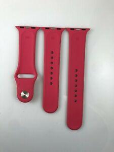 Original Apple watch Sport Band 38mm 40mm HIBISCUS LIKE Prototype/Engineer strap
