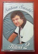 Saban Saulic Hitovi 2 Šaban Šaulić Serbia Folk Narodna Bio Sam Pijanac