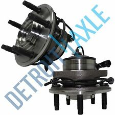 Set of (2) NEW Front Driver and Passenger Wheel Hub and Bearing Assembly w/ ABS