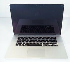 Apple A1398 MacBook Pro 2014 Intel i7-4980HQ 16GB 1TB SSD GT 750M Parts Repair