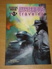 MYSTERIOUS TRAVELER MOONSTONE NOIR JOE GENTILE TREVOR VON EEDEN 9780972166850