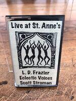 live at st.annes - 1985 cassette