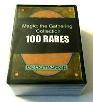 Magic the Gathering RARE 100 Card Rare Lot - FREE SHIPPING!