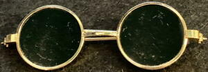 """MINIATURE SUNGLASSES Spectacles for Your Plush Toy Bean Bags Dolls 3"""" Wide"""