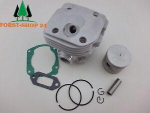 Zylinder Kolben passend Husqvarna 372 50mm rund Zylinderkit Zylindersatz