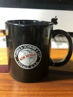 Schwinn Bicycle  Coffee cup Arnold Schwinn MUG Chicago NEW WORLD