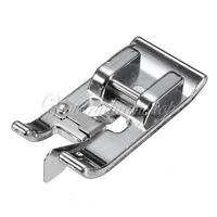 Edge Stitch Foot - Domestic Sewing Machine Bobbin For Brother Singer Toyota