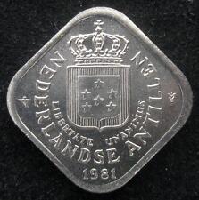 Netherlands Antilles 1981 5 Cents  BU