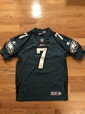 90s Rare Vtg Philadelphia Eagles Starter Pro-Cut Authentic Jersey 46 M/L Hoying