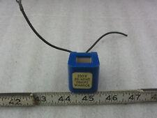 Warrick 2860 P2 P4 P5 P6 P7 SA SB SC SE RA RB RC RG 4000-35 4800-39 Relay Coil