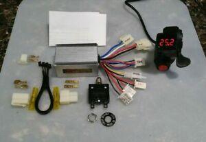 Razor E100 E125 E150 E175 eSpark E2 Trikke -GO NOW KIT- Variable Speed Kit