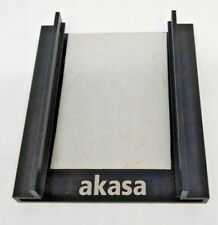 "Akasa Solid Aluminium 3.5"" To 2.5"" Drive Adaptor With Grip Mat / Heat pad."