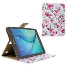 Tablet-Hülle/Tasche zu Samsung Galaxy Tab A 9.7 / SM-T550 Flip Case - B35 Weiß