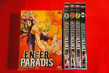 Hell & and Paradise Box 2 3 DVD+BO Edition collector MANGA FRENCH VERSION VOSTF