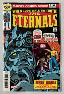 ETERNALS #1 FACSIMILIE EDITION