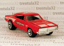 AUTO ZONE Exclusive '69 DODGE CHARGER R/T 1969 Castrol SYNTEC Hot Wheels Loose