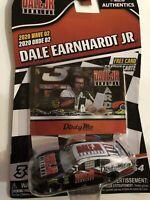 Dale Earnhardt Jr NASCAR Authentics 2020 Dale Jr Download Wave 2 1/64 Die-Cast