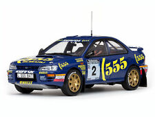 Sunstar Subaru Diecast Racing Cars