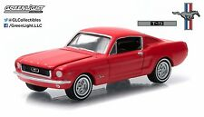 2015 GreenLight 1:64 *RED 1965 Ford Mustang T5* Hobby Exlcusive Special Ed *NIP*