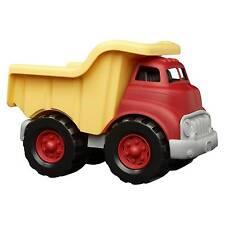 Green Toys DTK01R Dump Truck Yellow