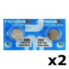 1 X Renata Sr927sw 395 Sr57 Silver Oxide 0 Mercury Battery Use by 2021