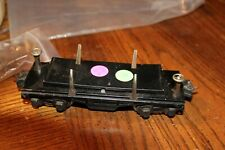 Lionel 3651 Operating Lumber Car PreWar , complete, very clean, (758)