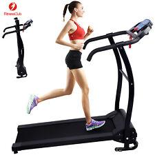 Electric Manual Motorized Treadmill Machine Folding Portable Running Gym Fitness