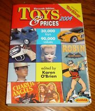 Toys and Prices 2004 Price Guide, Krause Publications, used, Toy Shop
