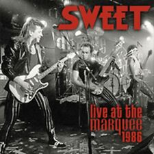 Sweet - Live at the Marquee 1986