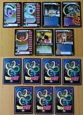 LOST VILLAINS COMPLETE [Heavy Play] LV1-LV7 Dragon Ball Z Ccg Tcg Dbz Score