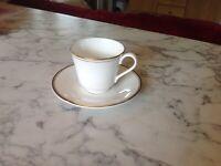 Royal Doulton Gold Concord Tea Cup & Saucer Fine Bone China