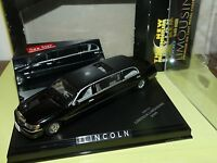 LINCOLN LIMOUSINE 2000 Noir SUNSTAR 1:43