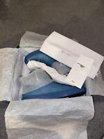 Men's Buscemi 100MM Clip Alce Light Blue Sneakers - Size 44 - New + RARE!!!!!