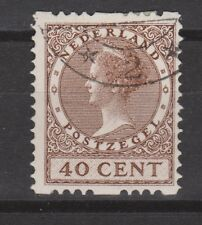 R16 Roltanding 16 used gestempeld NVPH Nederland Netherlands 1925 syncopated
