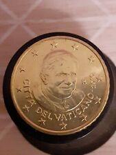 50 CENT euro 2010 Vaticano
