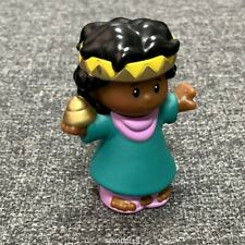 Fisher-Price Little People Black woman Christmas Nativity story Figure Toy