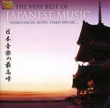 Yamato Ensemble - Very Best of Japanese Music [New CD]