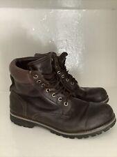 Timberland Men's Brown Boots Size 10 U.K