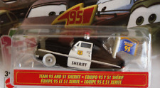 DISNEY PIXAR CARS FAN FAVORITES TEAM 95 SHERIFF SAVE 6% 8%