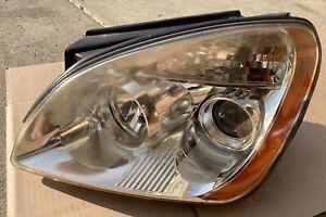2007-2012 KIA SEDONA HEADLIGHT LEFT LH DRIVER  side Assembly