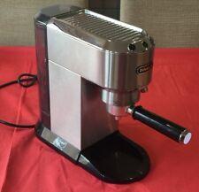 Coffee Machine Delonghi Dedica Silver Coffee Ground Coffee