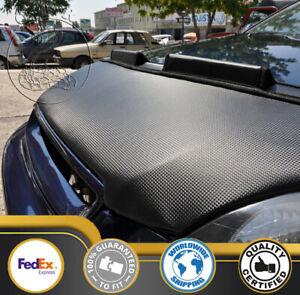 Car Bonnet Hood Bra in CARBON STYLE Fits Honda Civic 96 97 98 1996 1997 1998 EK