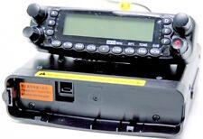 KfZ-Funkgerät - 136-174 MHz / 400-480 MHz Dualband - 50 Watt - mit Scrambler