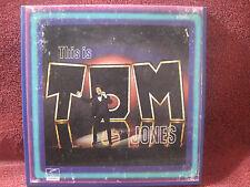 This is Tom Jones (reel to reel) good 3 3/4 4 track OOP